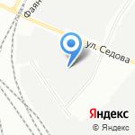 Спецтранс на карте Санкт-Петербурга