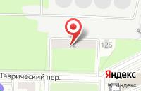 Схема проезда до компании Артемида в Санкт-Петербурге