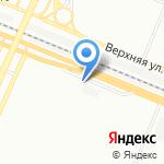 Пункт приема вторсырья на карте Санкт-Петербурга