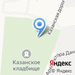 Часовня святителя Николая Чудотворца на карте Санкт-Петербурга