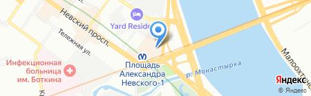 Sale-Elektro на карте Санкт-Петербурга