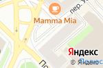 Схема проезда до компании АВОКАДО в Санкт-Петербурге