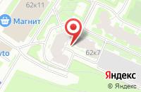 Схема проезда до компании Панорама в Ярлуково