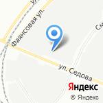 Опытный котлотурбинный завод на карте Санкт-Петербурга