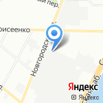 FUNKY PRESS на карте Санкт-Петербурга