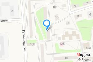 Снять двухкомнатную квартиру в Коммунаре Гатчинский район, Гатчинская улица, 14