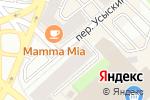 Схема проезда до компании Модный лён в Санкт-Петербурге