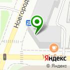 Местоположение компании Петербург