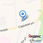Пятачок на Садовой на карте Санкт-Петербурга
