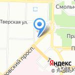Австрийская Высшая Школа Этикета на карте Санкт-Петербурга