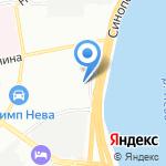 Декорум на карте Санкт-Петербурга