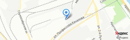 Талион СПб на карте Санкт-Петербурга