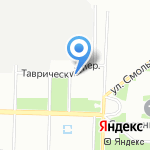 МС-Строй на карте Санкт-Петербурга