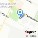 NovaDoor на карте Санкт-Петербурга