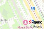Схема проезда до компании Лит.Ра в Санкт-Петербурге