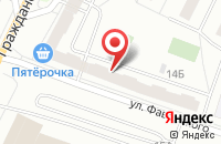 Схема проезда до компании Фбрекордс в Санкт-Петербурге