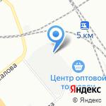 Наши Двери на карте Санкт-Петербурга