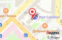 Схема проезда до компании Инфопросистем в Санкт-Петербурге