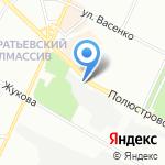 Бест на карте Санкт-Петербурга
