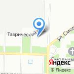 АБ Россия на карте Санкт-Петербурга