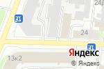 Схема проезда до компании Миграционный адвокат в Санкт-Петербурге