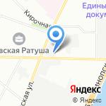 Миграционный адвокат на карте Санкт-Петербурга