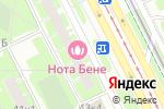 Схема проезда до компании Маркет Монтаж в Санкт-Петербурге