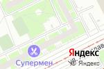 Схема проезда до компании Груз СПб в Санкт-Петербурге