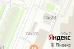 Схема проезда до компании Палуба в Санкт-Петербурге