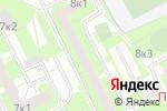 Схема проезда до компании Олеко Дундича 8/1 в Санкт-Петербурге