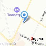 Iron Will на карте Санкт-Петербурга