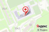 Схема проезда до компании Квиг в Санкт-Петербурге