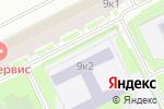 Схема проезда до компании Средняя общеобразовательная школа №212 в Санкт-Петербурге