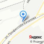 Барс-2 на карте Санкт-Петербурга