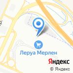 Star на карте Санкт-Петербурга