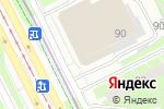 Схема проезда до компании Графит в Санкт-Петербурге