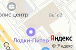 Схема проезда до компании Fitness Nord-West в Санкт-Петербурге
