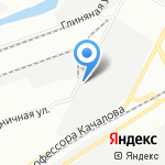 Невский Бастион на карте Санкт-Петербурга