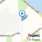 La Ruff на карте Санкт-Петербурга