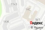 Схема проезда до компании ПОС78 в Санкт-Петербурге