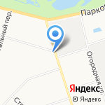 Kitchen coffee на карте Санкт-Петербурга