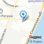 Fitoprofil на карте Санкт-Петербурга