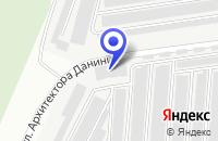Схема проезда до компании ГАРАЖ-АВТОСТОЯНКА № 5 ПУШКИНСКИЙ РАЙОННЫЙ СОВЕТ ВОА в Пушкине