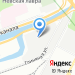 АМТ инжиниринг на карте Санкт-Петербурга
