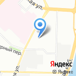 Детский сад №144 присмотра и оздоровления на карте Санкт-Петербурга