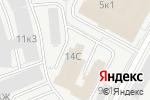 Схема проезда до компании КД-вент в Санкт-Петербурге