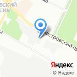ФМС Северо-Запад на карте Санкт-Петербурга