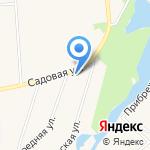 Теплотехника на карте Санкт-Петербурга
