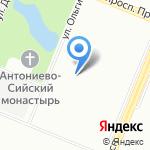 Рюмочная на карте Санкт-Петербурга