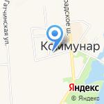Smart на карте Санкт-Петербурга